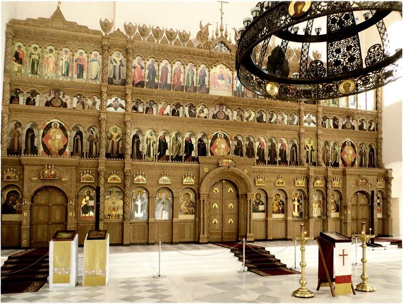 Иконостас Феодоровского собора